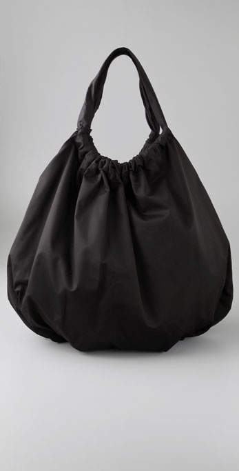 Zimmermann Solid Drawstring Bag