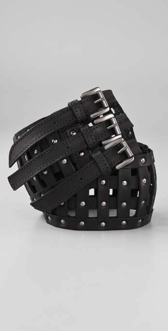 Zimmermann Cage Belt