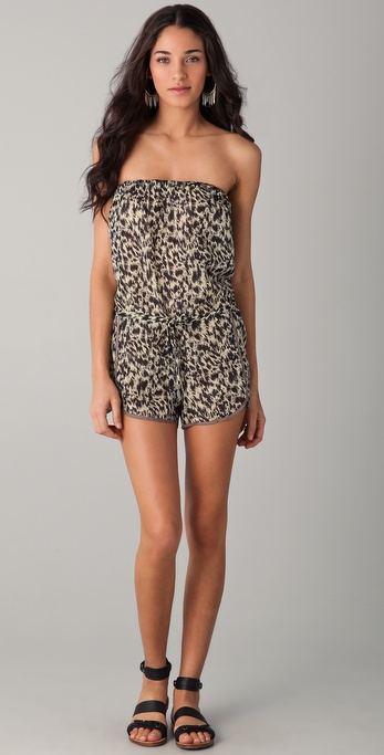 Zimmermann Rebel Bound Playsuit
