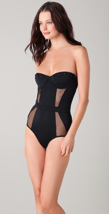 Zimmermann Stud One Piece