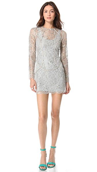Zimmermann Lace Mini Dress