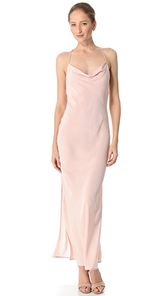 Zimmermann Shoestring Maxi Dress