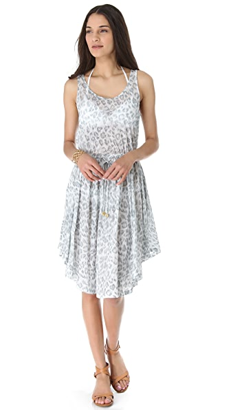 Zimmermann Elixir Sundress Cover Up