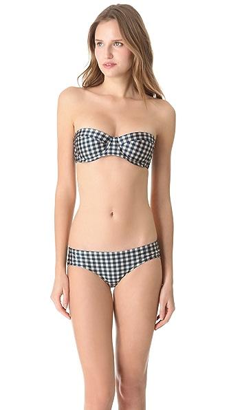 Zimmermann Runaway Underwire Bikini
