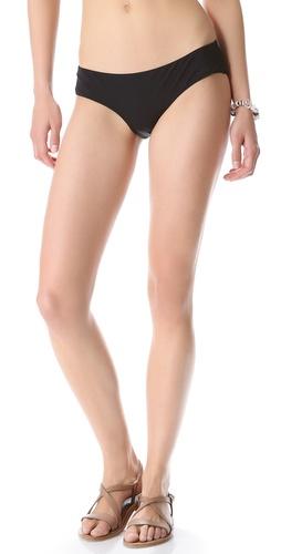 Zimmermann Low Wide Bikini Bottoms