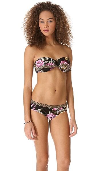 Zimmermann Allure Frill Bandeau Bikini