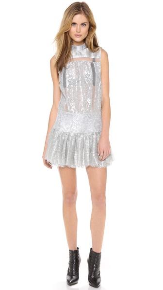 Zimmermann Metal Splice Dress