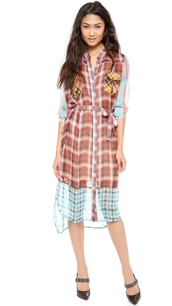 Zimmermann Good Love Shirtdress
