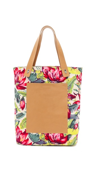 Zimmermann Floral Tote