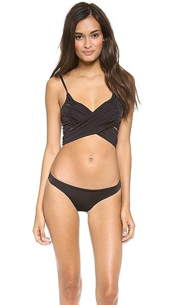 Zimmermann Mystic Wrapped Bikini