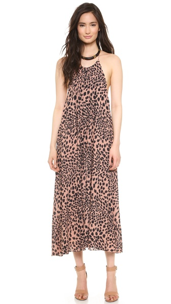 Zimmermann Sundown Backless Cover Up Dress