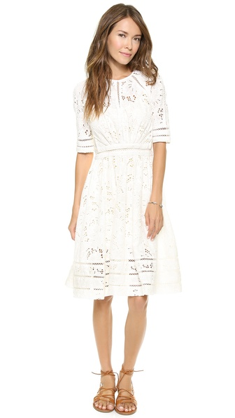 Zimmermann Roamer Cover Up Dress