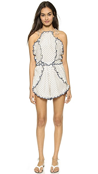 Ceramic Pinafore Romper (Yet To Be Reviewed)