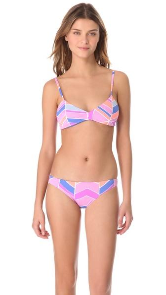 Zinke Emmi Reversible Bikini Top