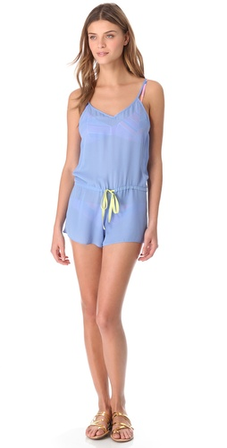 Shop Zinke Beach House Romper and Zinke online - Apparel,Womens,Swim,Coverups, online Store