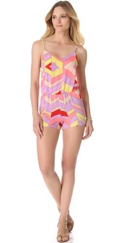 Zinke Daytripper Cover Up Romper