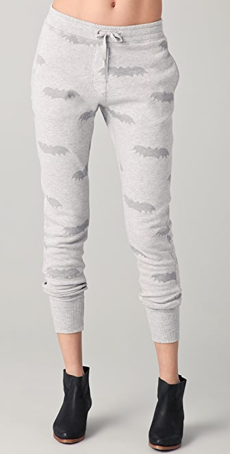 Zoe Karssen Bat Sweatpants