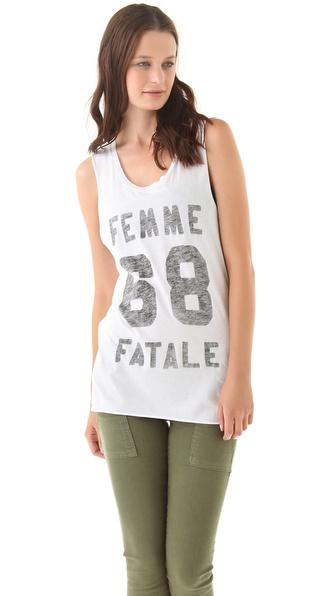 Zoe Karssen Femme Fatale Tank
