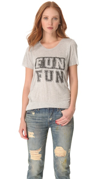 Zoe Karssen Fun Fun Tee
