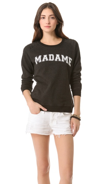 Zoe Karssen Madame Sweatshirt