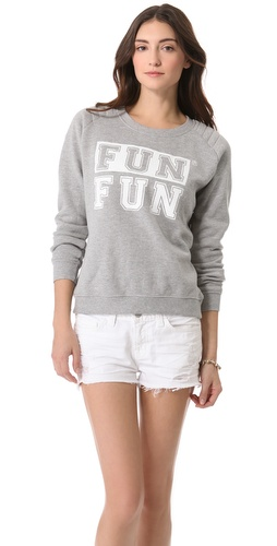 Shop Zoe Karssen Fun Fun Sweater and Zoe Karssen online - Apparel,Womens,Sweaters,Pull_Over, online Store