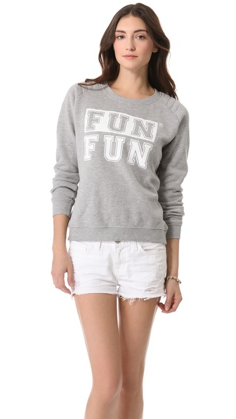 Zoe Karssen Fun Fun Sweater