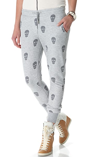Zoe Karssen Skulls Allover Sweatpants