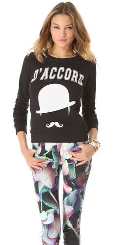 Zoe Karssen D'Accord Sweatshirt