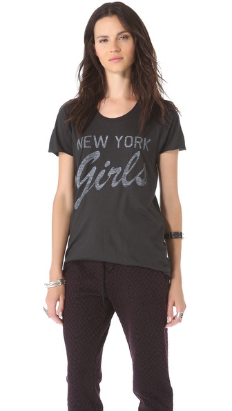 Zoe Karssen New York Girls Tee