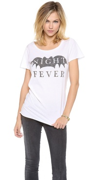Zoe Karssen Night Fever Tee