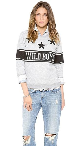 Zoe Karssen Wild Boys Sweatshirt