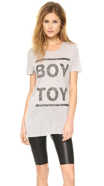Zoe Karssen Boy Toy Tee