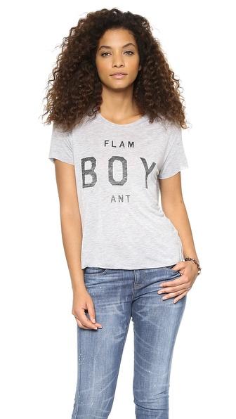 Zoe Karssen Flam Boy Ant Tee