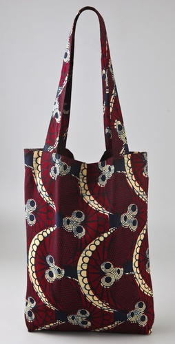 ZUBA Africa Tote Bag