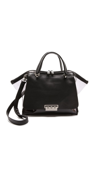 ZAC Zac Posen Eartha Soft Double Handle Satchel