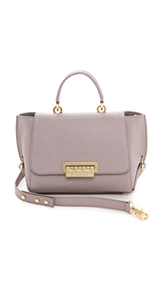 ZAC Zac Posen Earth Top Handle with Folded Gussets