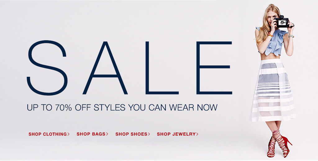 Save Up to 70% off on selected styles at Shopbop.com