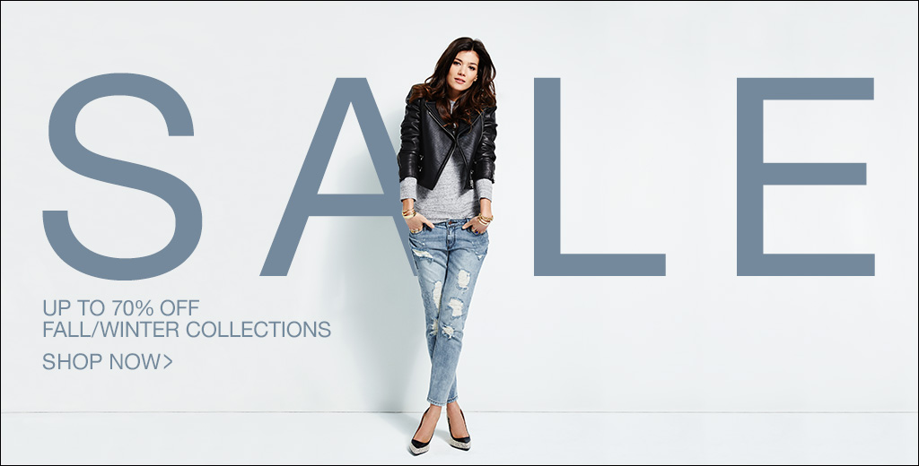 Save Up to 70% OFF Fall/Winter Collections + Free Worldwide Delivery For Orders Over $100 at Shopbop.com