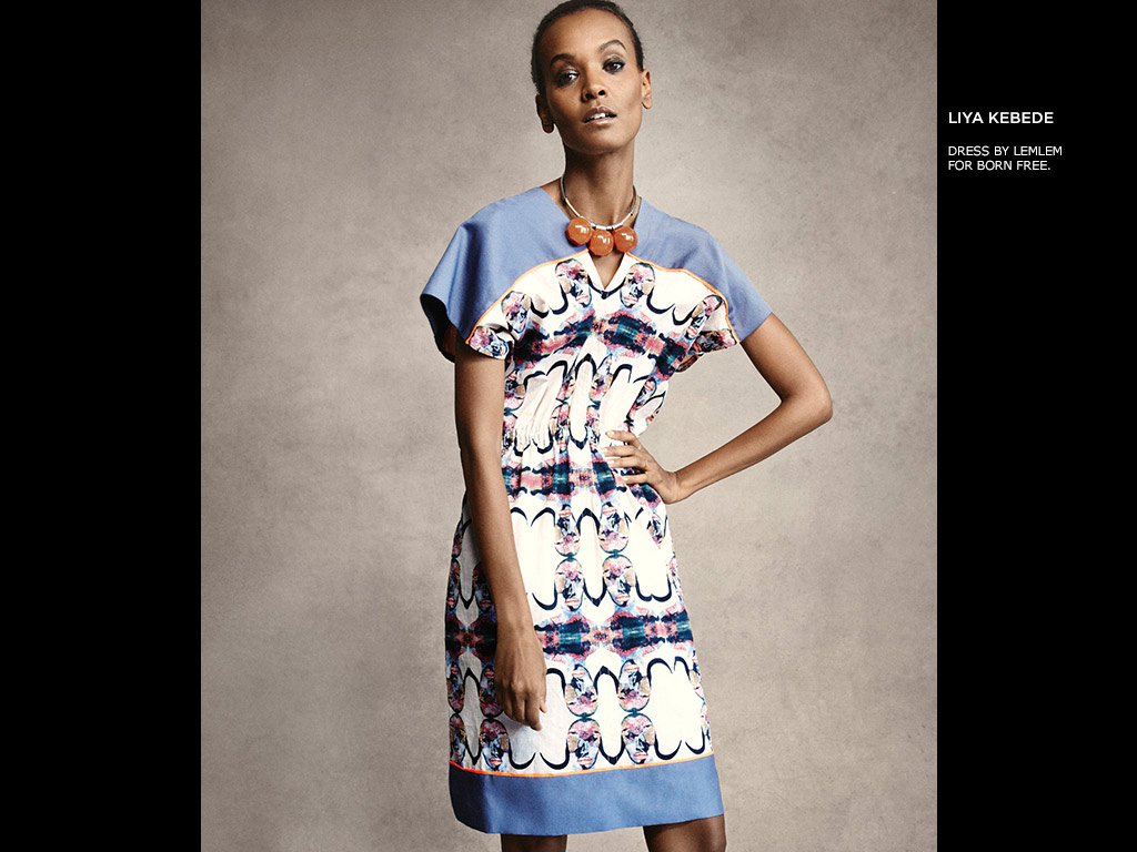 Shopbop X Born Free Africa | Ses Rêveries