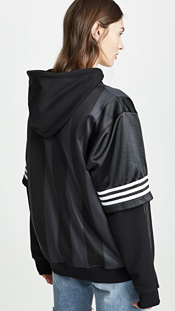adidas Originals by Alexander Wang Wangbody 连帽上衣