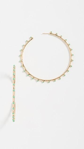 Aurelie Bidermann 圈式耳环