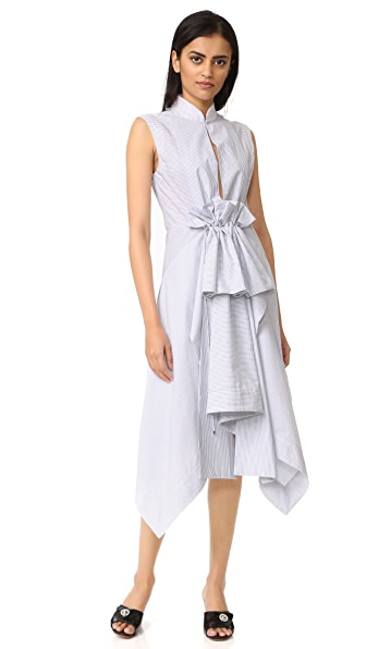 Acler Waldorf 衬衣连衣裙