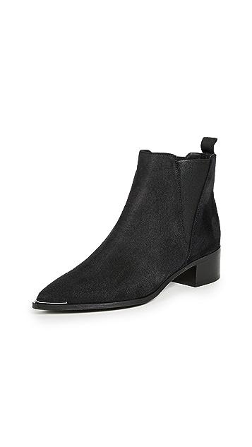 Acne Studios Jensen 绒面革短靴