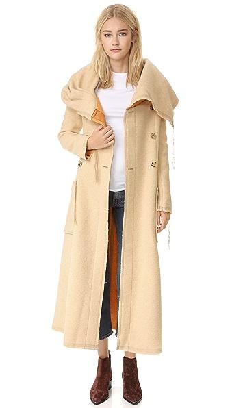 Acne Studios Auden 毯式大衣