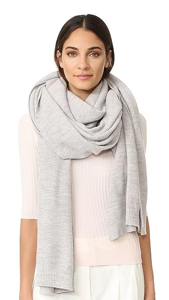 Acne Studios Milla 羊毛强缩绒针织围巾