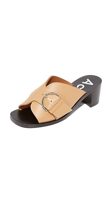 Acne Studios Vikki 穆勒鞋