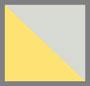 柠檬色/灰色