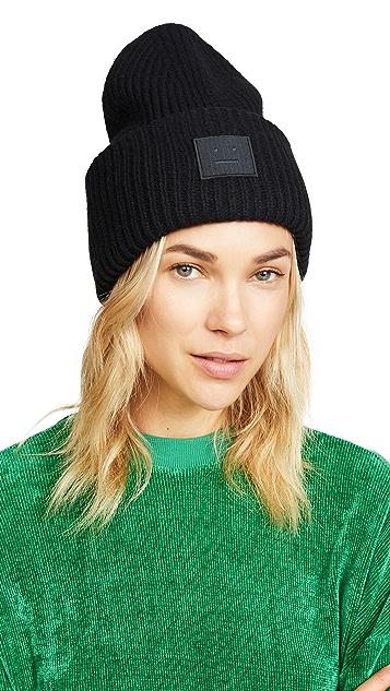 Acne Studios Pansy L Face 帽子
