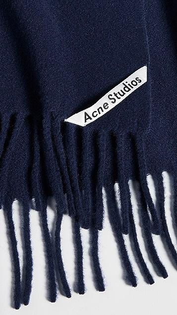Acne Studios Canada 围巾