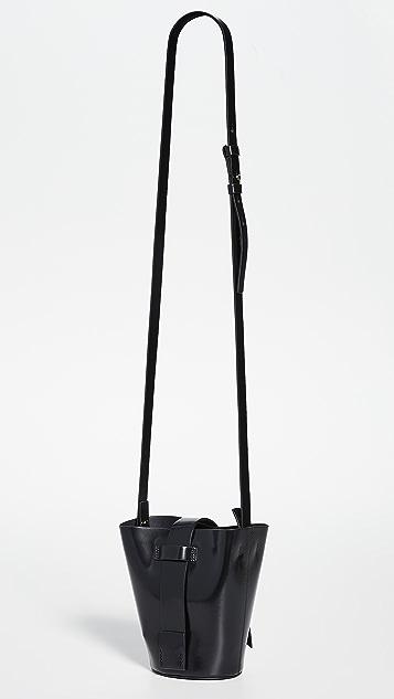 Acne Studios Musubi 闪光色水桶包